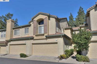 Pleasanton Condo/Townhouse For Sale: 4116 Georgis Pl