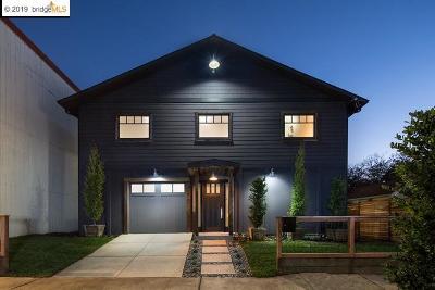 Oakland Single Family Home New: 751 47th Street