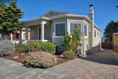 Oakland Single Family Home New: 3012 Rawson St