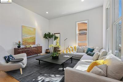 Oakland CA Condo/Townhouse Sold: $1,200,000