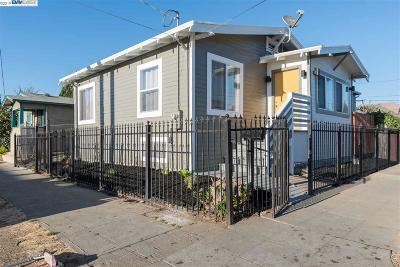 Oakland Single Family Home New: 1601 85th Ave