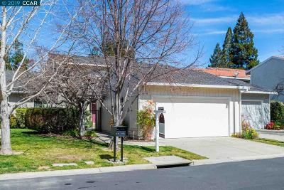 Walnut Creek Condo/Townhouse For Sale: 1016 Camino Verde Cir