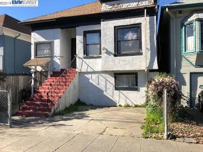 Oakland Single Family Home For Sale: 1158 53rd St