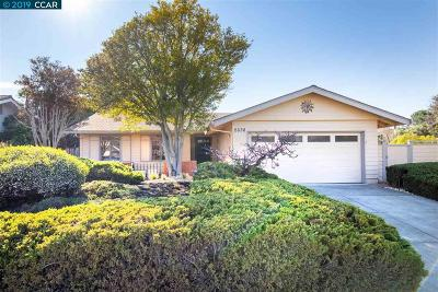 Walnut Creek CA Single Family Home New: $1,049,900