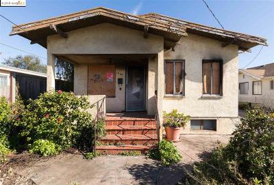 San Leandro Single Family Home New: 1266 145th Ave