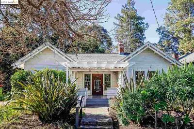 Oakland Single Family Home New: 493 Forest St