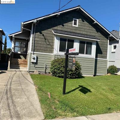 Oakland Single Family Home New: 626 54th St
