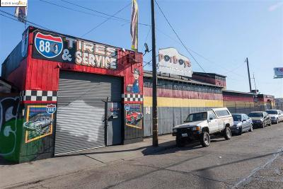 Oakland Commercial New: 3640 E 9th St
