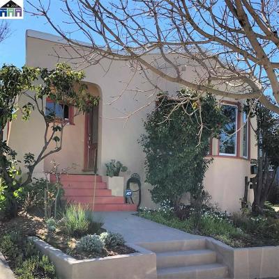 Berkeley Single Family Home New: 1508 Francisco St