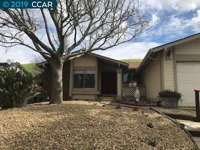Alameda County, Contra Costa County Rental New: 2263 Jacqueline Dr