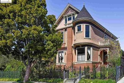 Oakland Single Family Home Pending Show For Backups: 918 18th Street