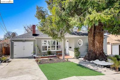 Rodeo Single Family Home New: 460 Vallejo