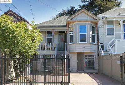 Oakland Multi Family Home New: 1310 Campbell St