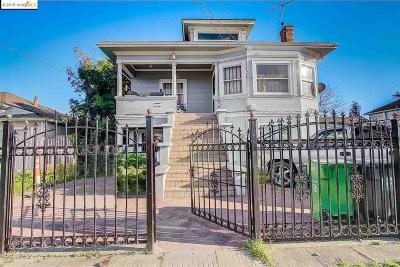 Oakland Multi Family Home New: 1238 96th Ave