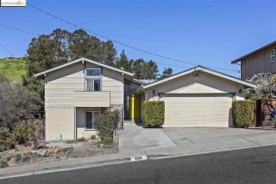 Alameda County, Contra Costa County Single Family Home New: 930 Barkley Ct