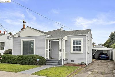Richmond Single Family Home New: 5028 Esmond Ave