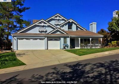 Pleasanton Single Family Home Back On Market: 5099 Monaco Dr