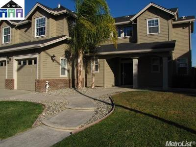 Tracy Single Family Home New: 2634 S Gilberte Ct