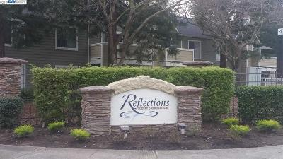 San Ramon Condo/Townhouse For Sale: 225 Reflections Dr #28