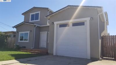 Hayward Single Family Home For Sale: 740 Folsom Ave