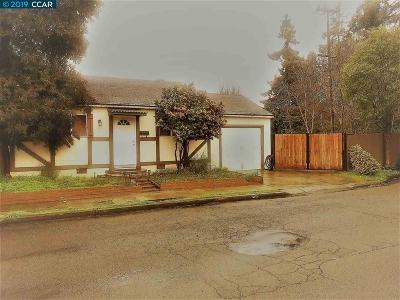 Hayward Single Family Home New: 715 Pinedale Ct