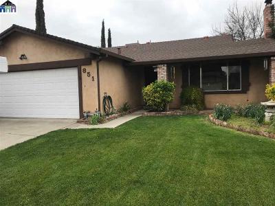 Tracy CA Single Family Home New: $409,950