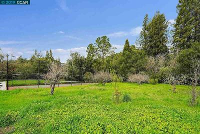 Lafayette Residential Lots & Land New: 3831 Happy Valley Road