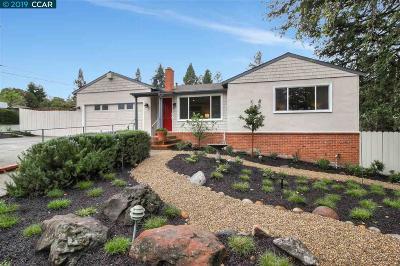Lafayette Multi Family Home For Sale: 1363 El Curtola Blvd