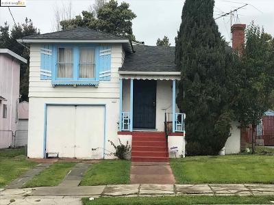 Oakland Single Family Home New: 2739 106th Ave.