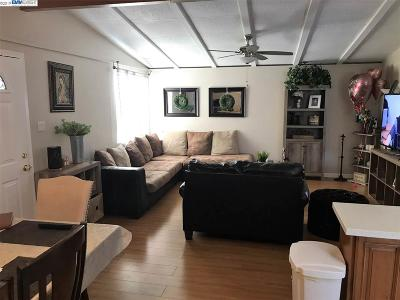 Hayward CA Single Family Home New: $669,900