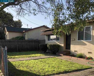 Richmond CA Single Family Home New: $330,000