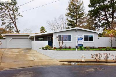 Contra Costa County Single Family Home New: 254 Paula Ct