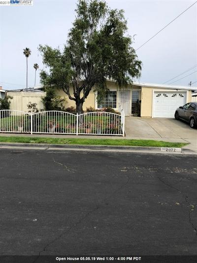 Hayward CA Single Family Home New: $674,950
