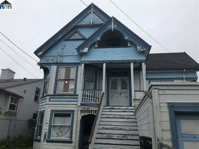 Oakland Single Family Home New: 2374 E 27th St