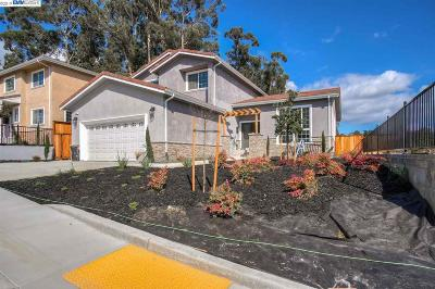 Castro Valley Single Family Home For Sale: 4603 Edwards Ln