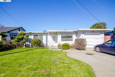 Alameda County Single Family Home New: 37048 Blacow Rd