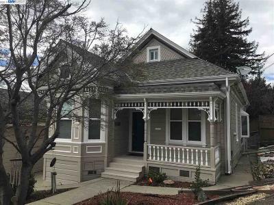 Hayward CA Single Family Home New: $789,000