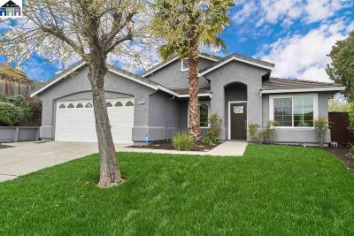 Antioch Single Family Home New: 5160 Tehachapi