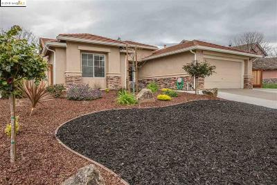 Antioch Single Family Home For Sale: 5205 Meadow View Ct