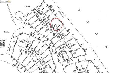 Maxwell Park, Maxwell Pk Area Residential Lots & Land For Sale: 5035 Macarthur Blvd