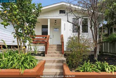Oakland Single Family Home For Sale: 3360 Arizona Street