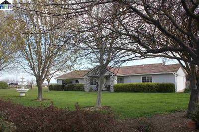 Tracy Single Family Home For Sale: 22584 S Bird Rd.