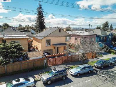 Berkeley Single Family Home For Sale: 1312 Delaware St
