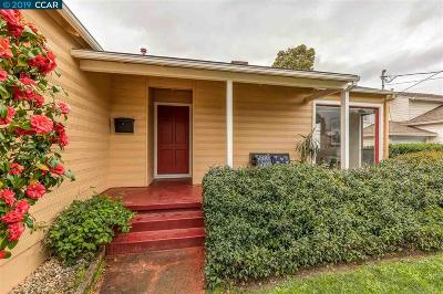 San Leandro Single Family Home For Sale: 109 Dorchester Ave