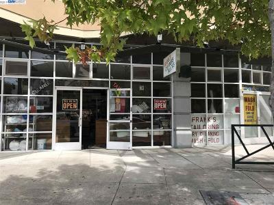 Berkeley Commercial For Sale: 2615 Telegraph Ave#101, 102