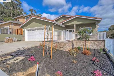 Castro Valley Single Family Home Price Change: 4611 Edwards Lane