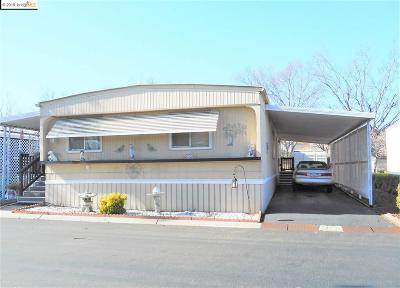 Contra Costa County Mobile Home For Sale: 4603 Balfour