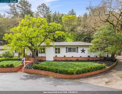 Lafayette Single Family Home For Sale: 3337 Walnut Ln