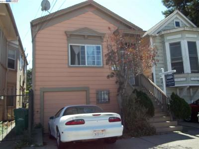 Oakland Single Family Home Back On Market: 1423 15th St