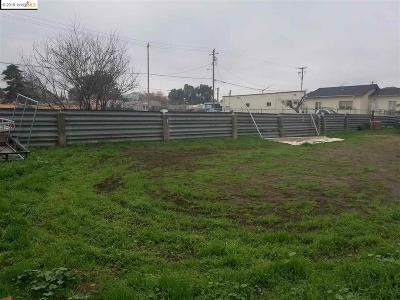 Contra Costa County Residential Lots & Land For Sale: 25 Highway Ave